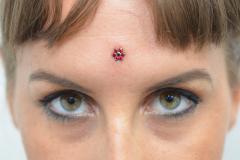 Flower-forehead-anchor